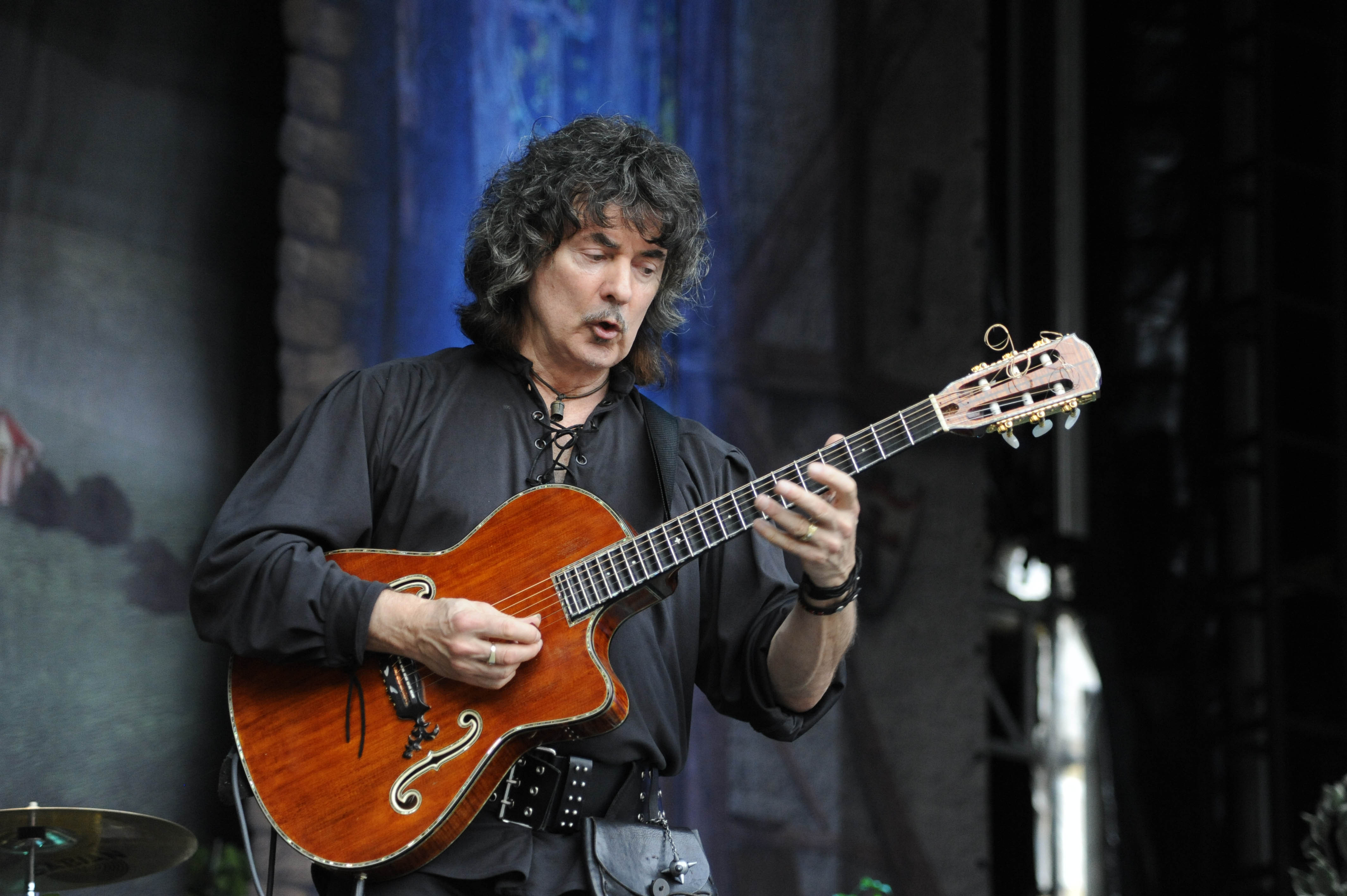 Deep Purple Guitarist Ritchie Blackmore Won't Attend Hall of Fame Ceremony
