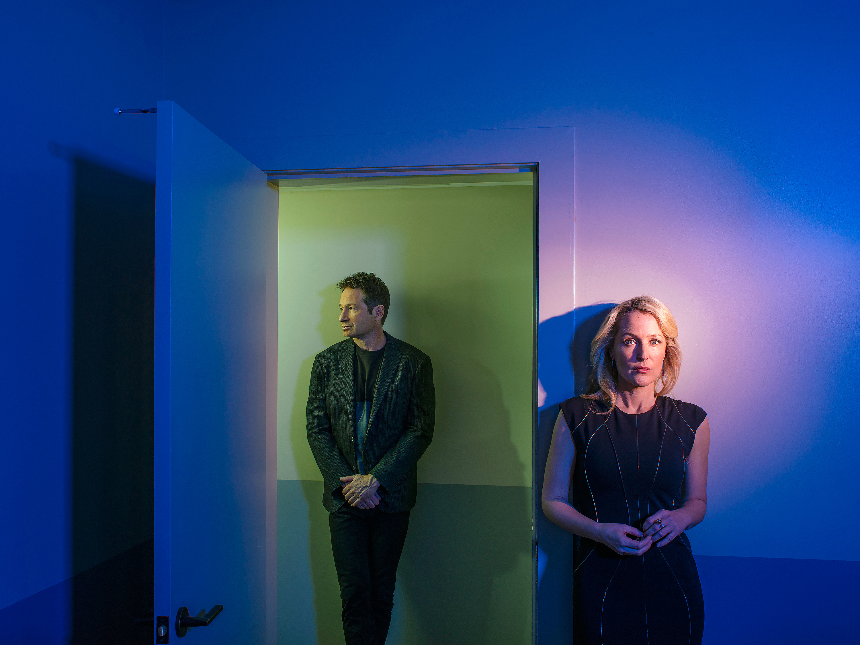 Gillian Anderson on the Future of 'The X-Files'
