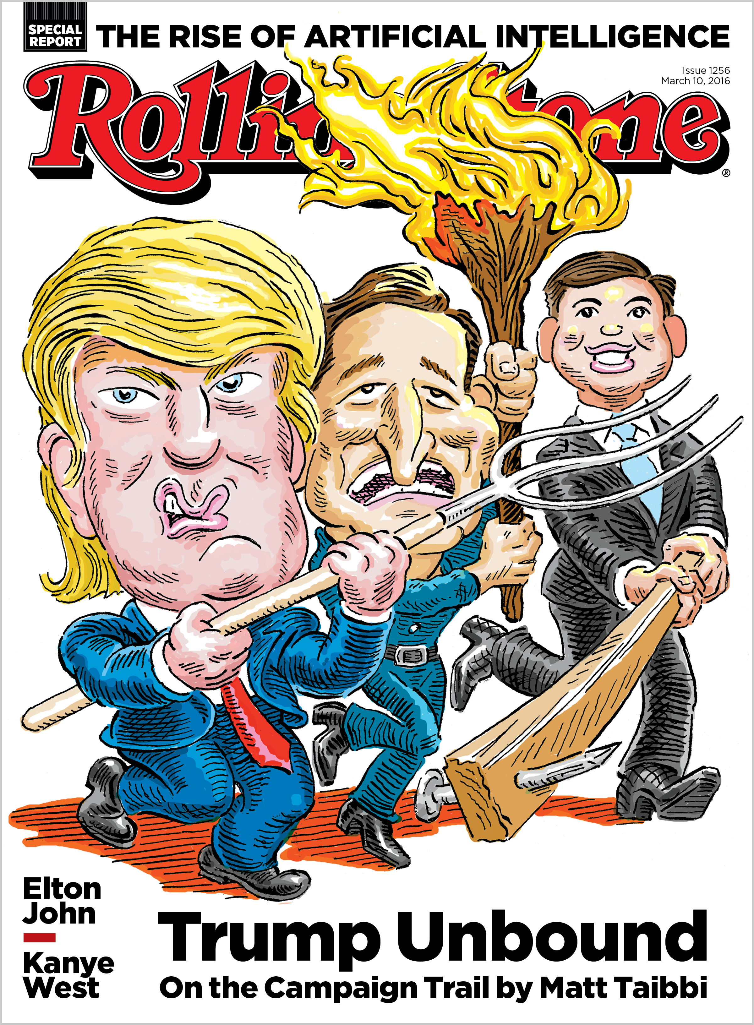 How America Made Donald Trump Unstoppable – Rolling Stone