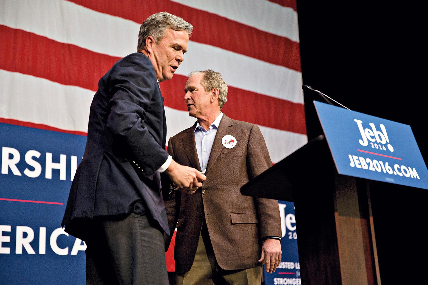 Jeb Bush; GOP Primaries; 2016