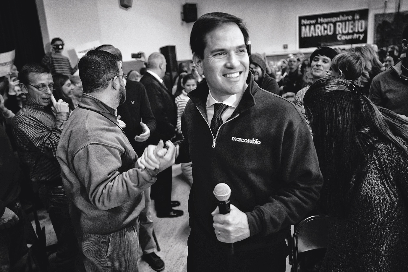 Marco Rubio; GOP Primaries; 2016
