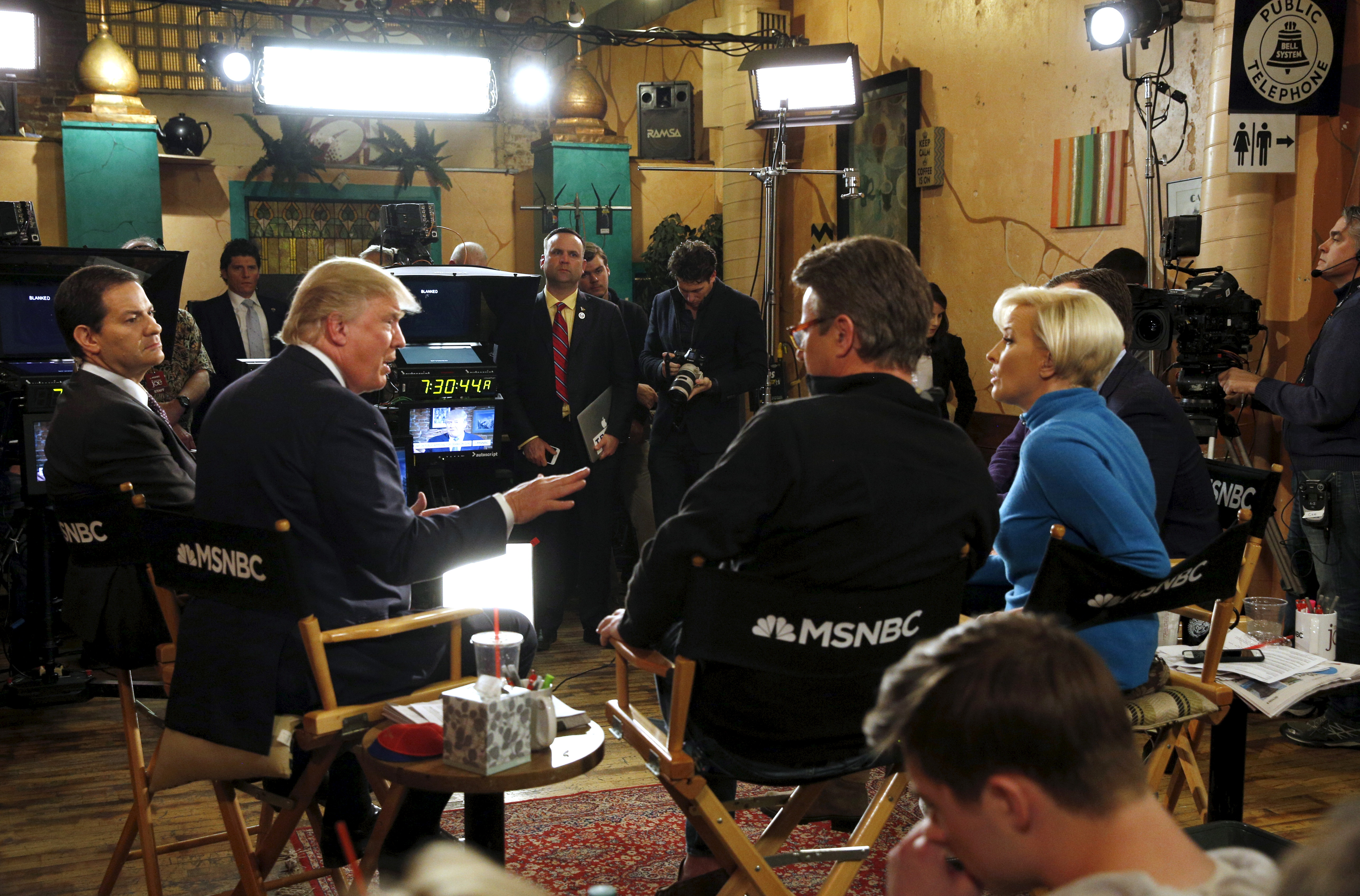 Morning Blow: How Joe and Mika Became Trump's Lapdogs