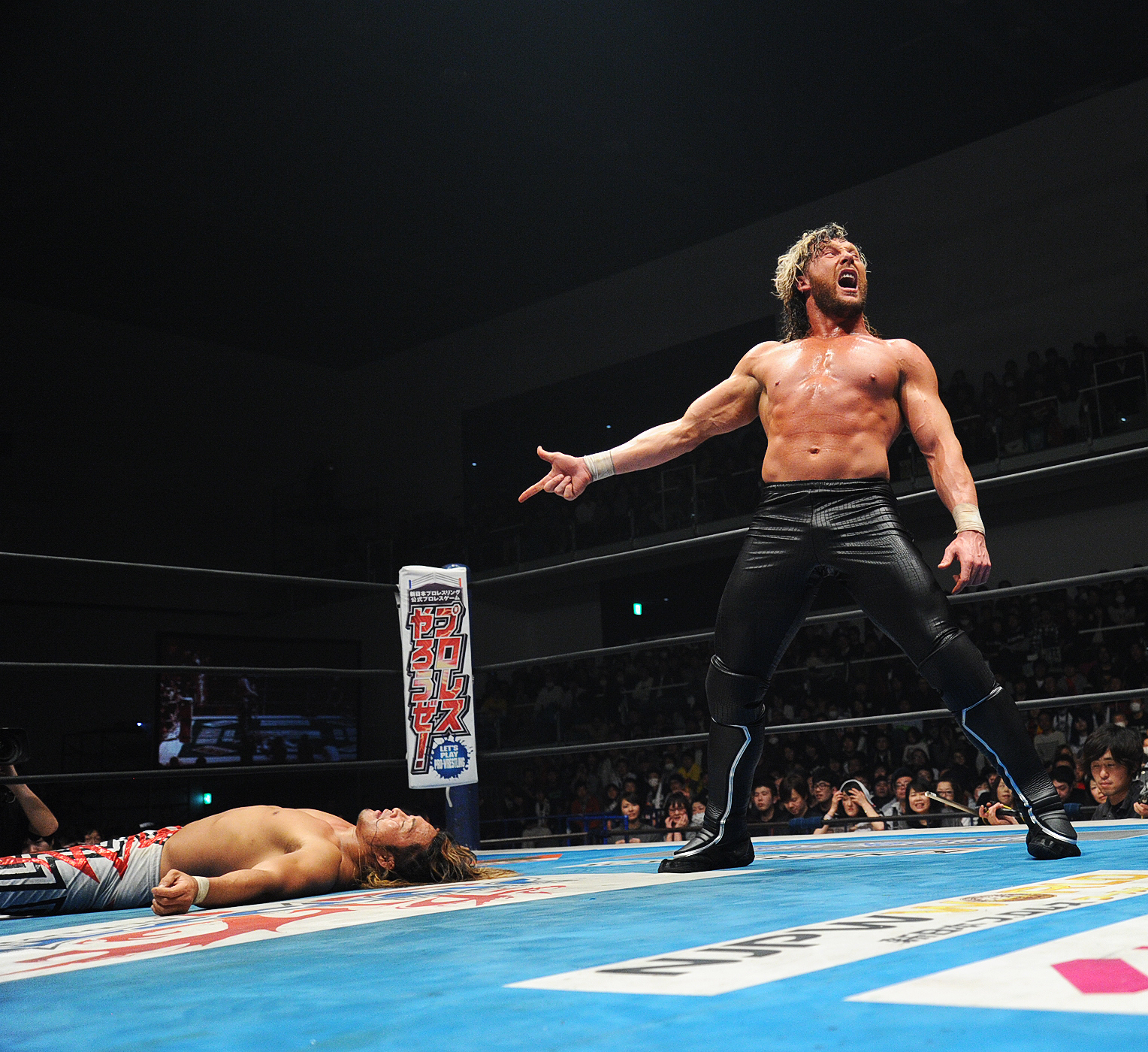 Kenny Omega Has Conquered Japan, Now He Wants the New Day