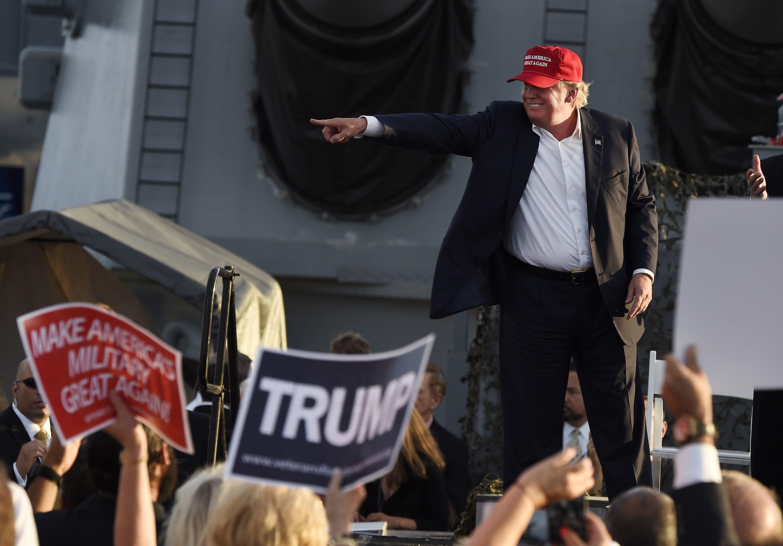 Trump: A War Criminal in the Making