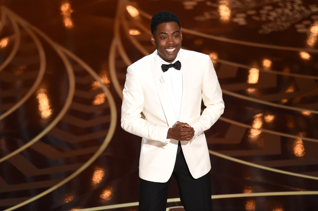 Oscars 2016: Why Chris Rock Should Host This Show Every Damn Year