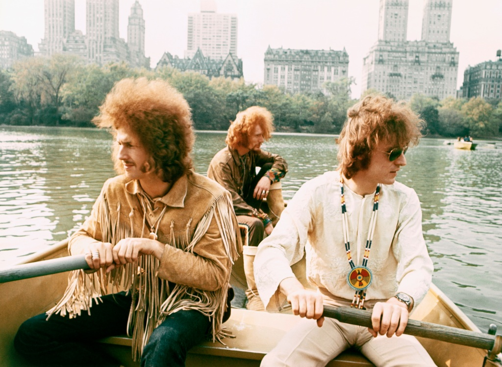 Cream; Ginger Baker; Dead; Obit