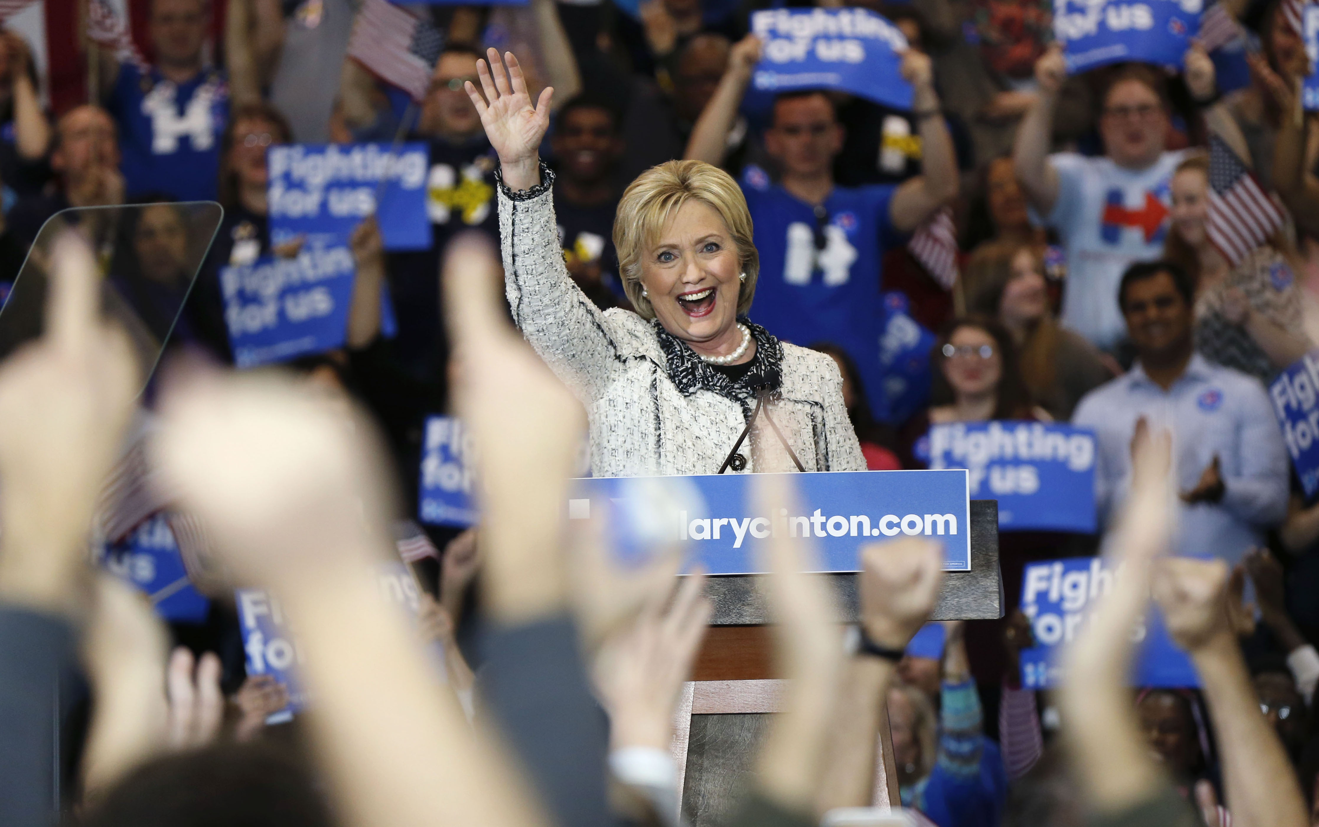 Who Would Hillary Clinton's Vice President Be?