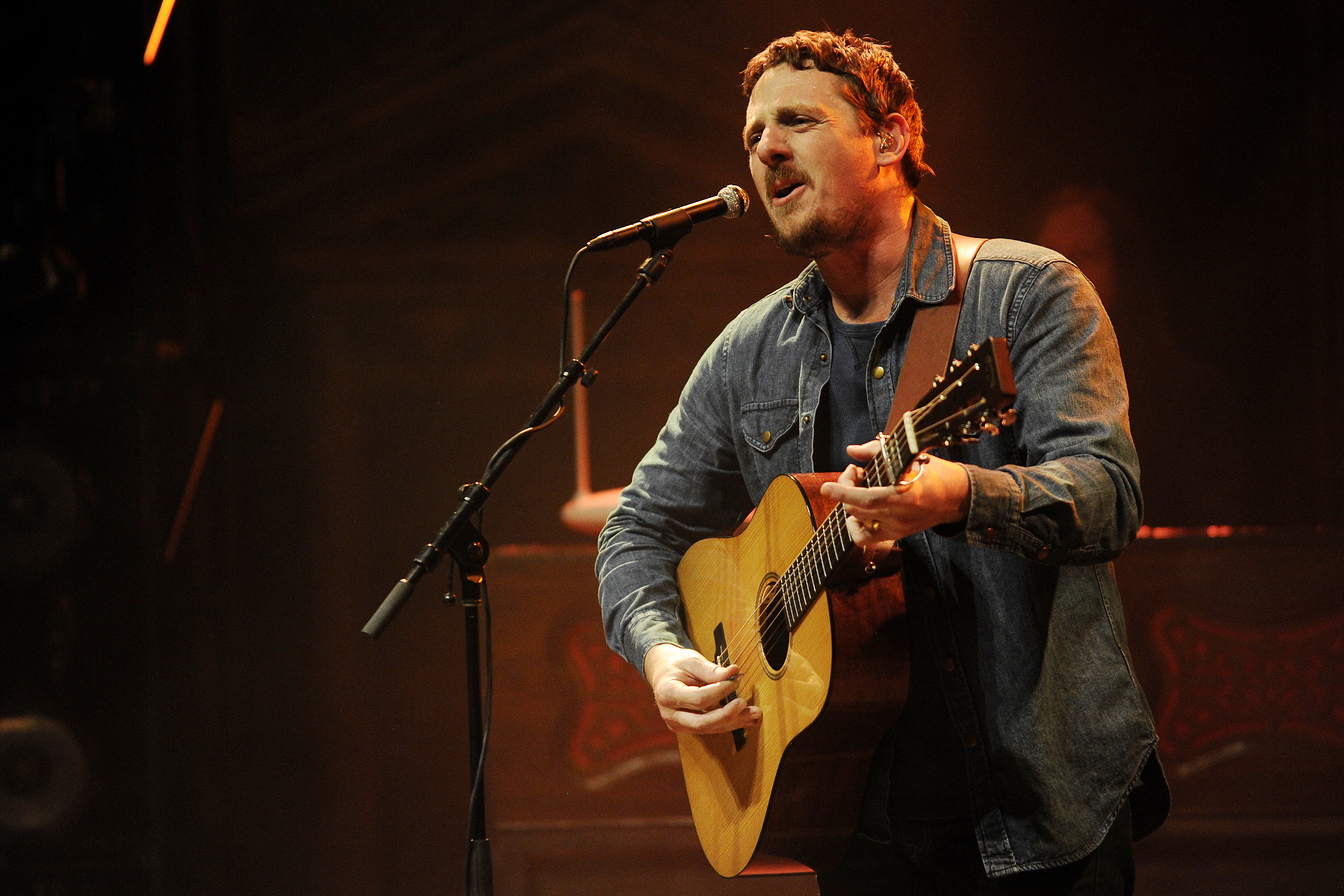 Hear Sturgill Simpson's Hypnotic New Song 'Brace for Impact