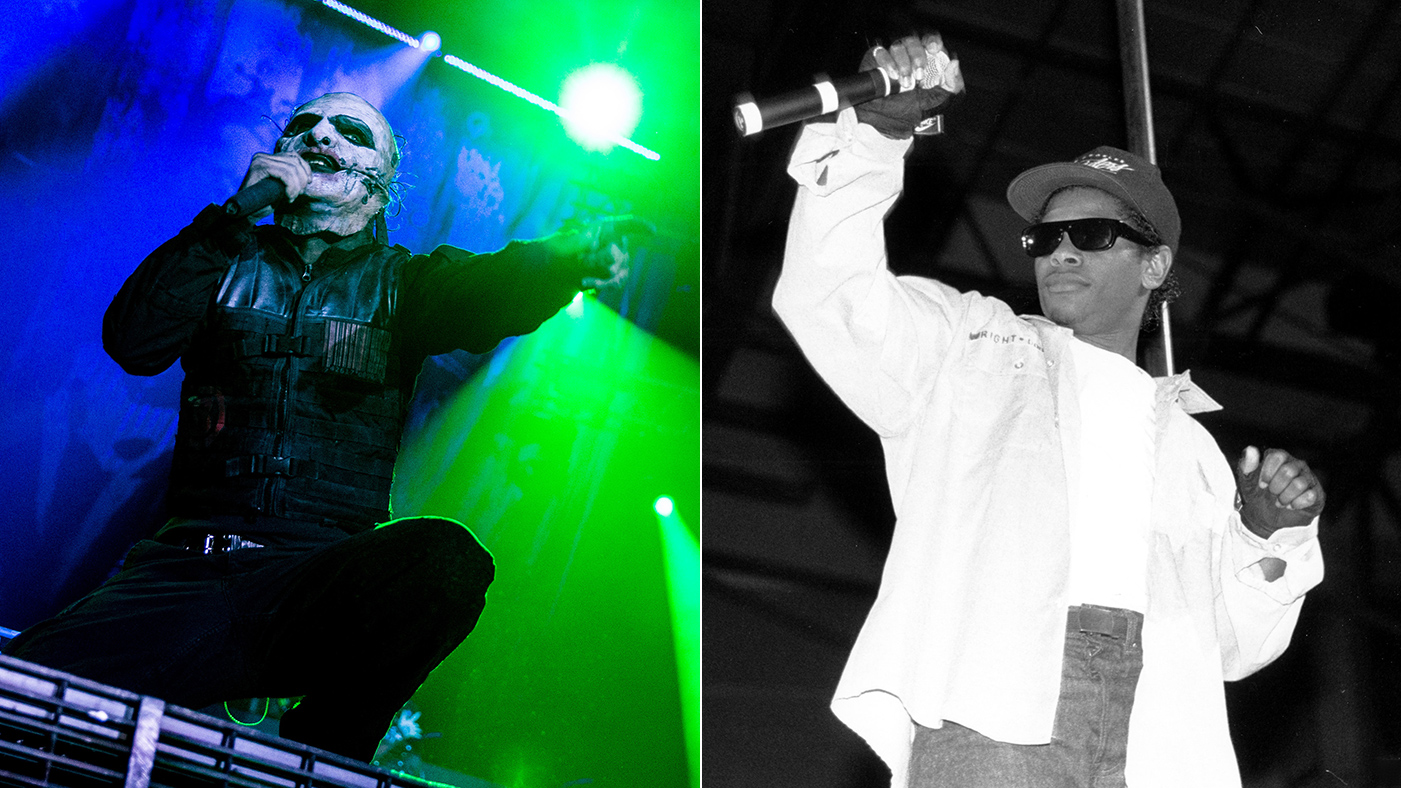 Slipknot Singer on N.W.A's Rock Hall Induction: 'That's Rock & Roll'