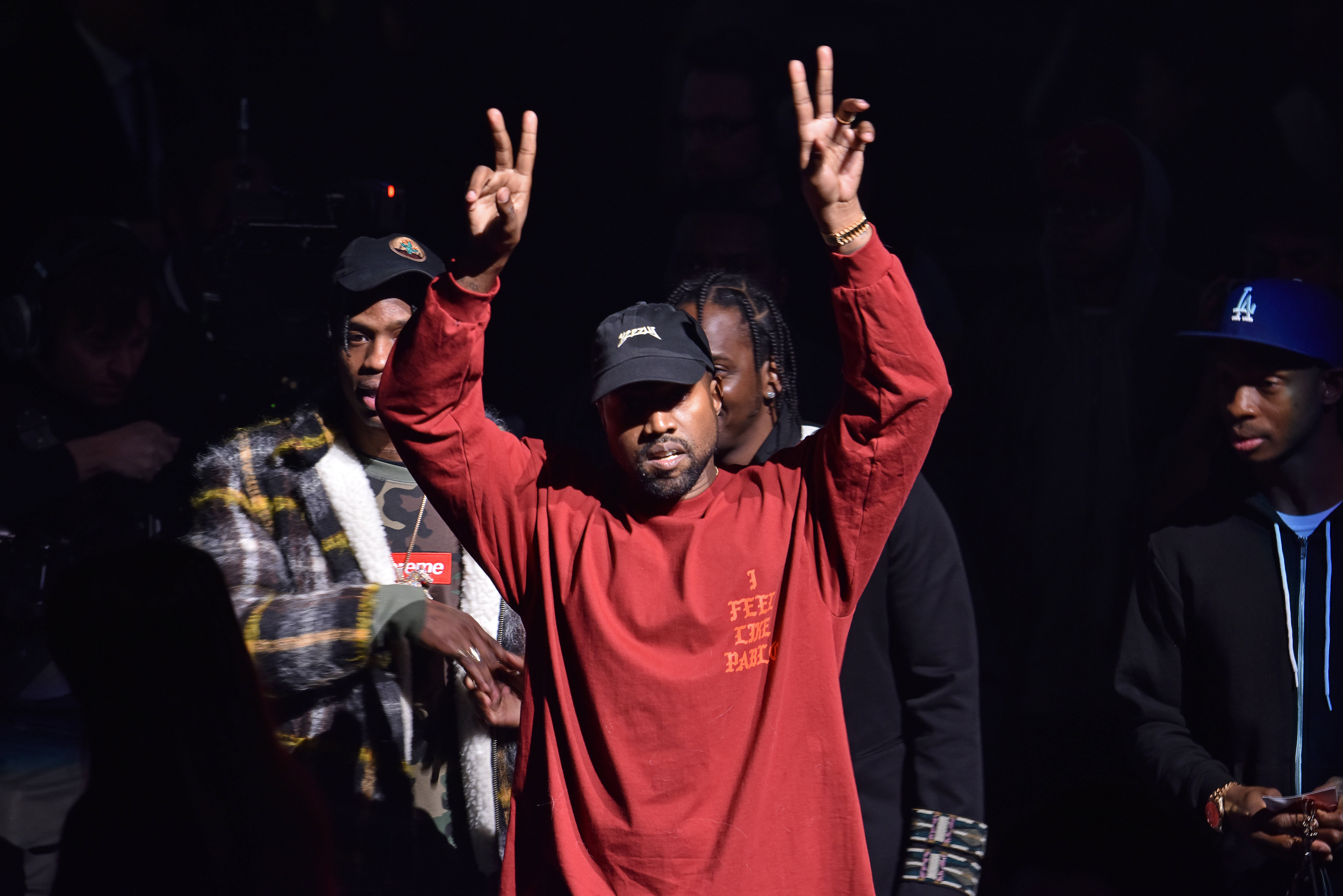 Kanye West There Will Be No More Cds From Me Rolling Stone