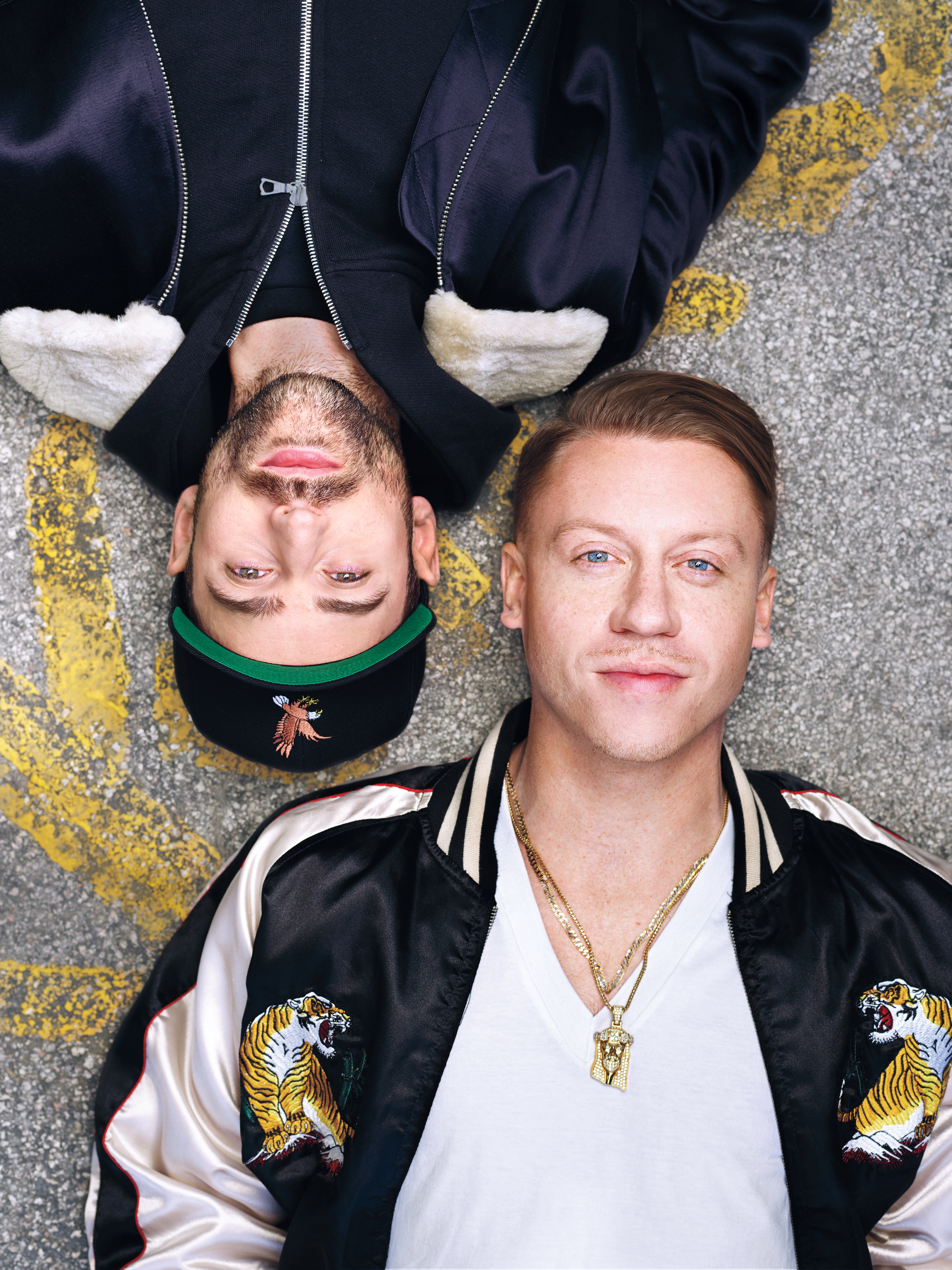 Why Macklemore Risked It All for \'White Privilege II\' – Rolling Stone