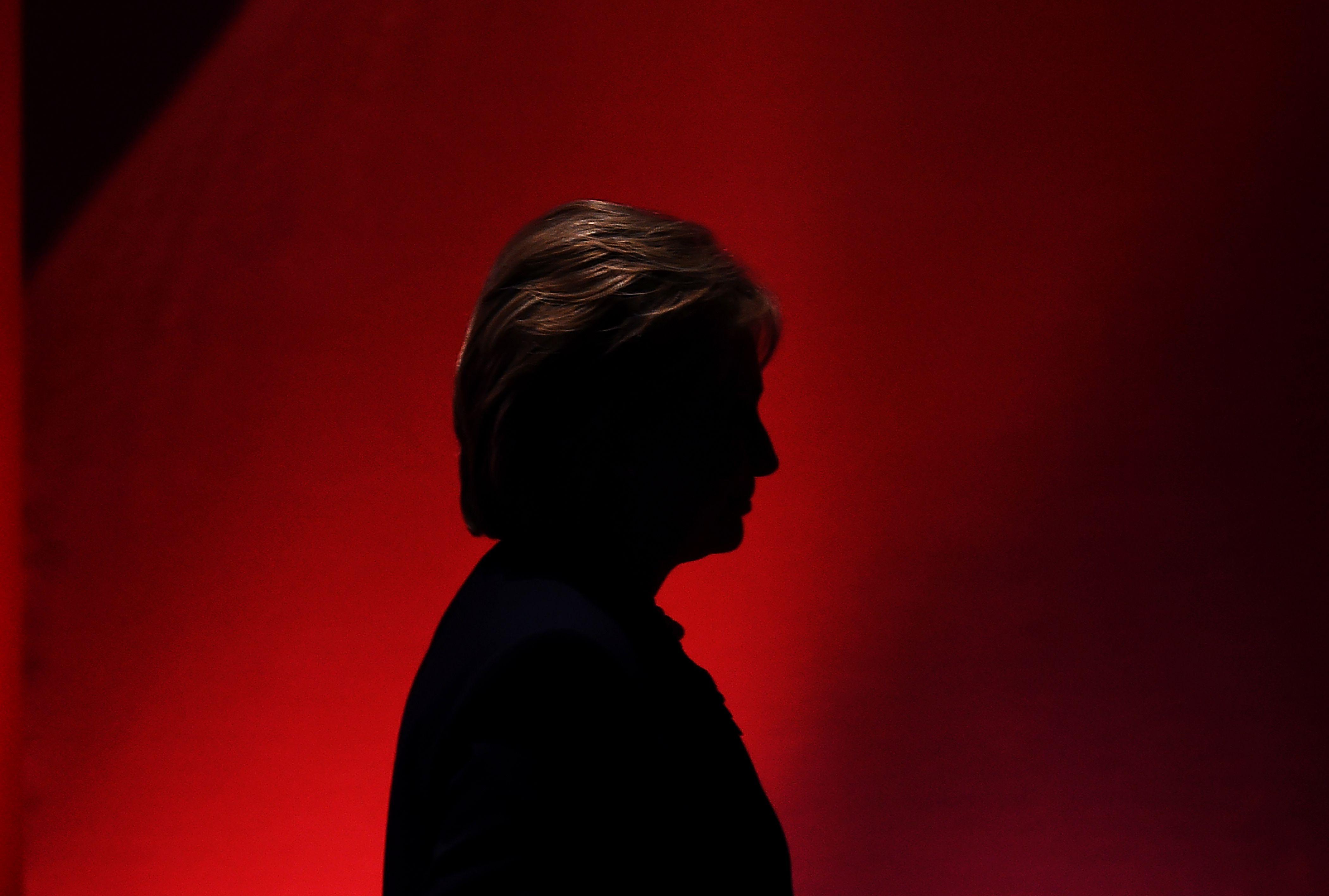 Clinton Campaign Does Damage Control After Sanders' Huge Upset