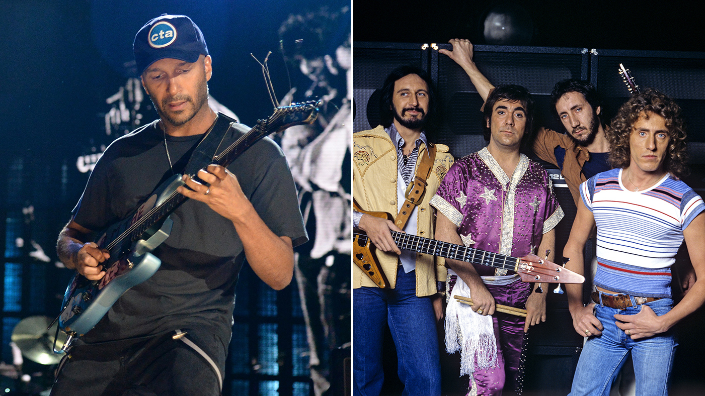 Tom Morello on the Who: They Were a 'Feral Rock Beast'