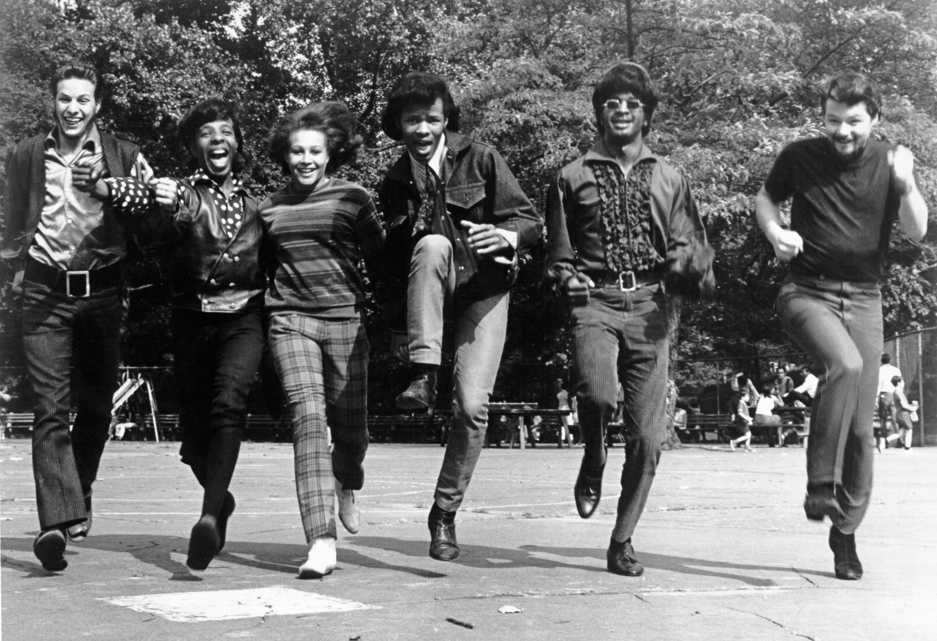 Dance To The Music 1968
