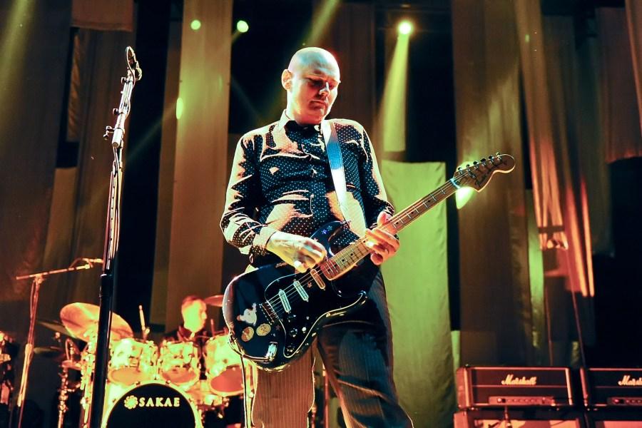 Billy Corgan on Smashing Pumpkins' New Tour, Quitting
