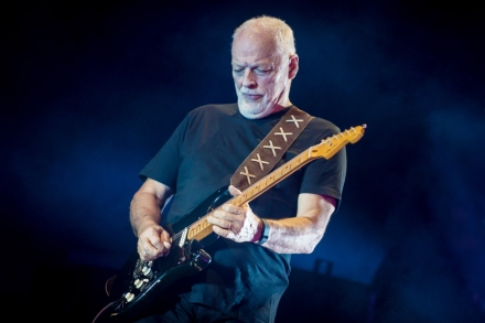 David Gilmour Sets First Pompeii Concerts in 45 Years