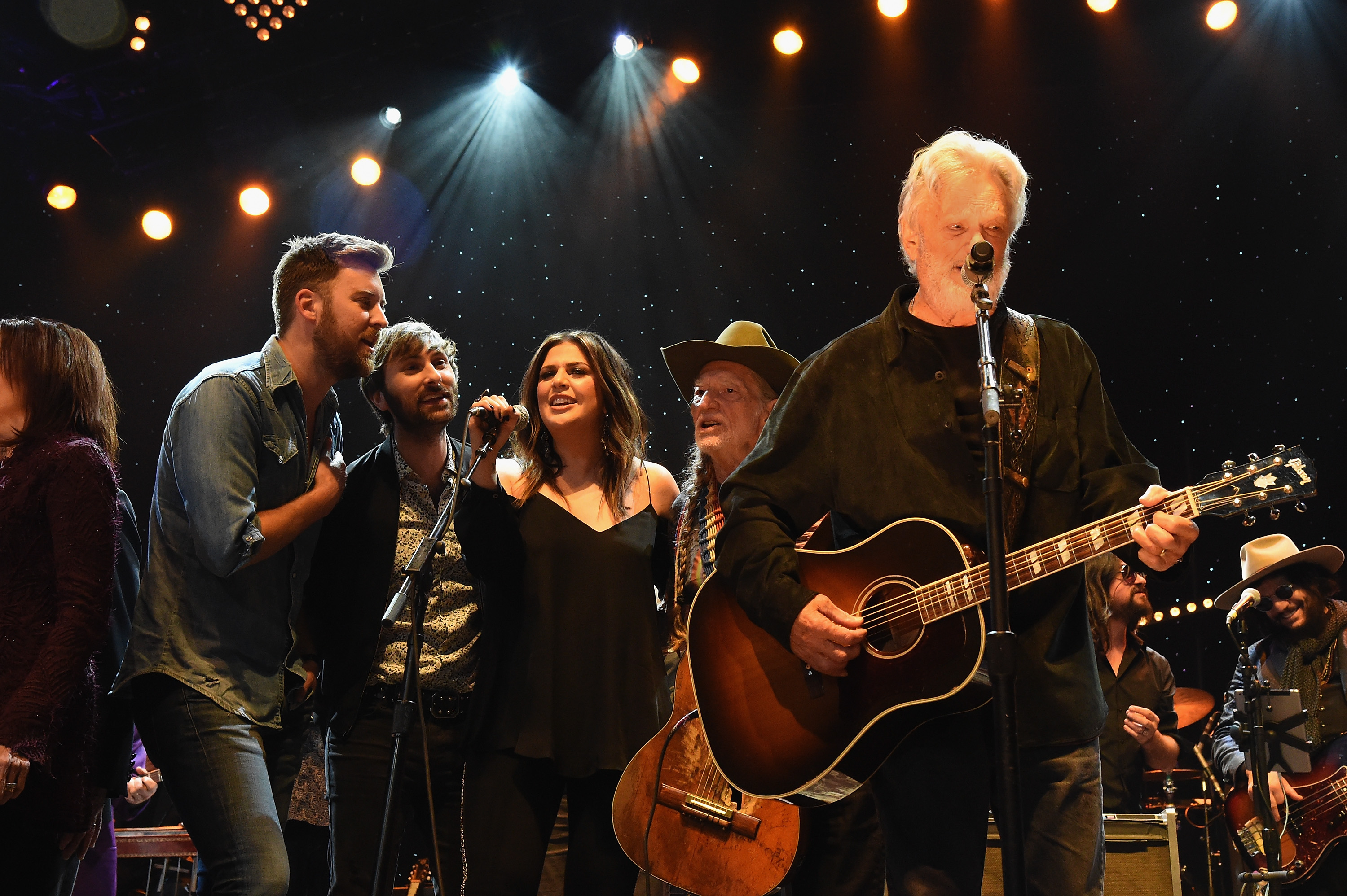 Kris Kristofferson Tribute Concert: See Live and Backstage Photos