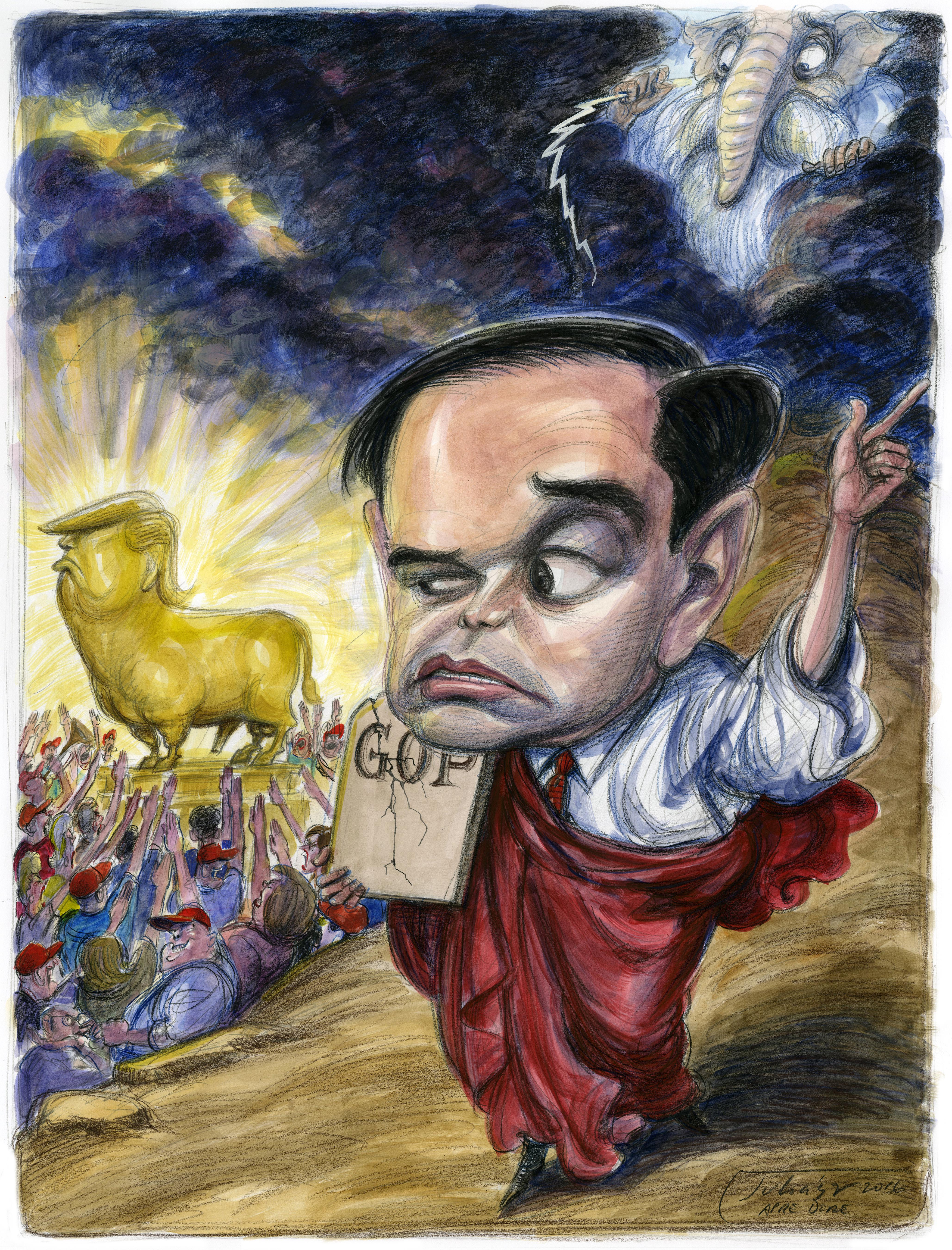 What Went Wrong With Marco Rubio? – Rolling Stone