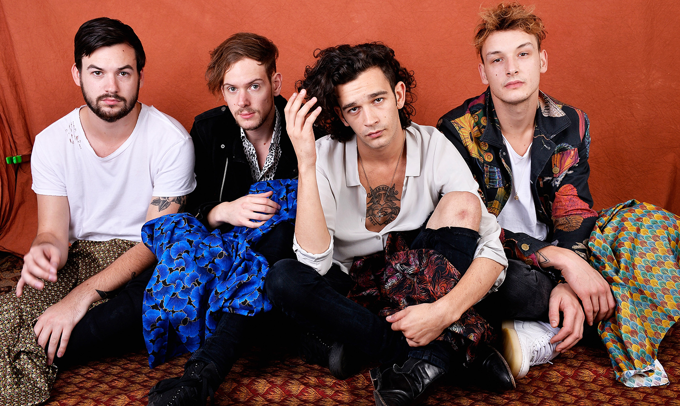 14 Things We Learned Hanging Out With the 1975