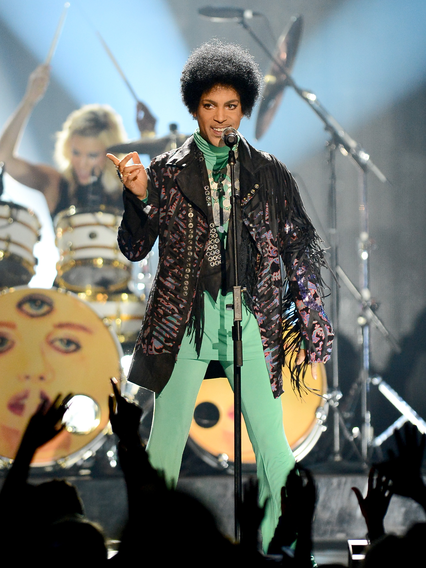 Prince Announces Memoirs With Booming, Intimate NYC Club Show