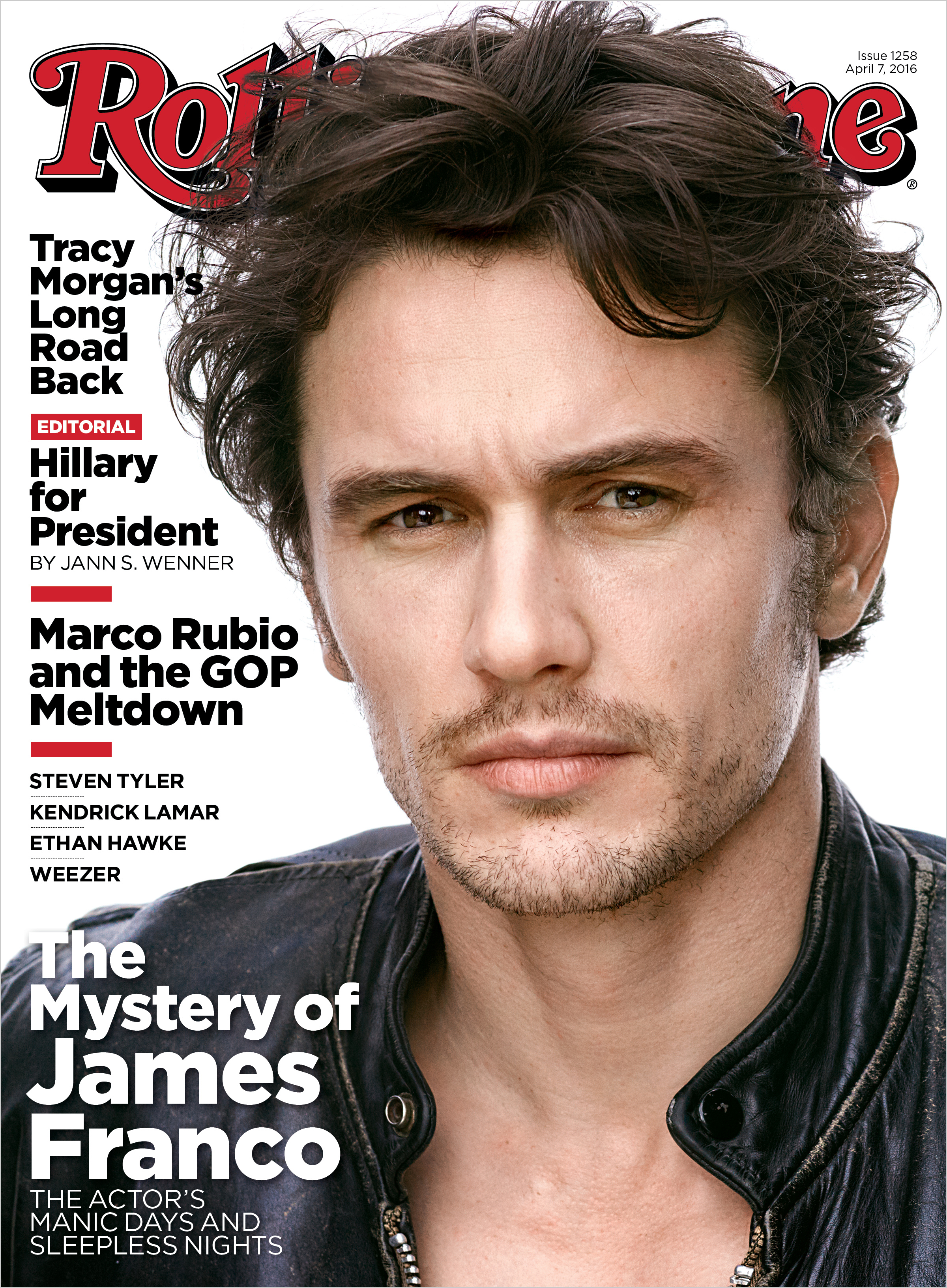 The Mystery Of James Franco Inside His Manic Days Sleepless Nights Rolling Stone