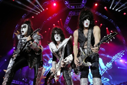 Gene Simmons on Kiss Makeup Controversy: 'Why Wouldn't We