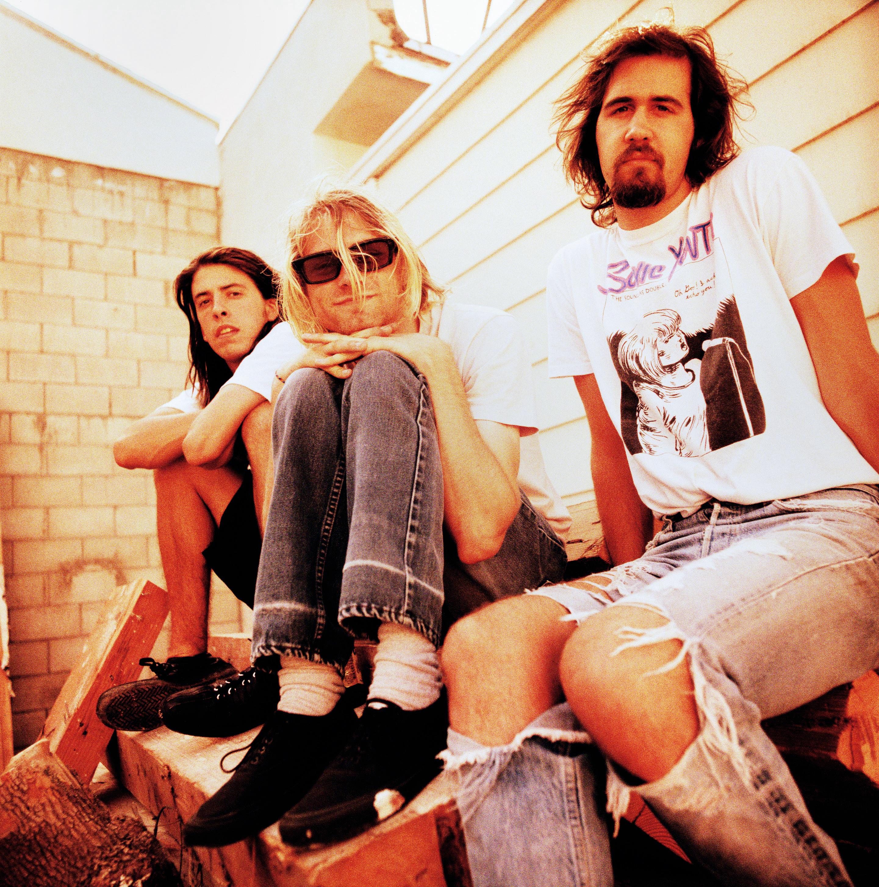Nirvana's 'Nevermind' at 25: Krist Novoselic Ponders LP's Significance