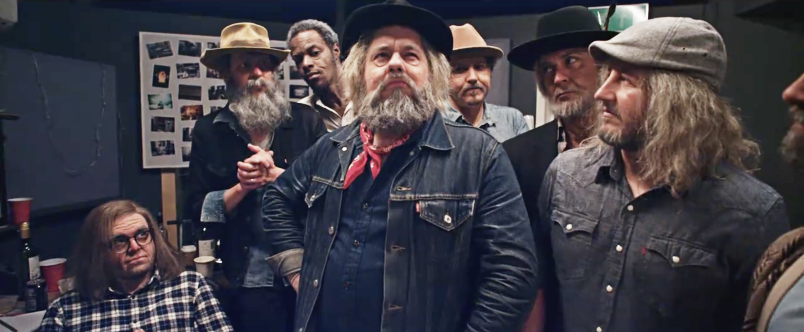 Watch Nathaniel Rateliff's Hilarious 'I Need Never Get Old' Video