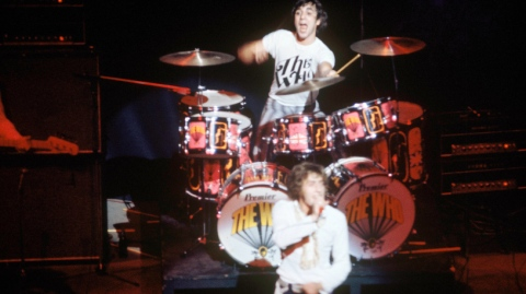 Keith Moon's 10 Wildest Pranks – Rolling Stone