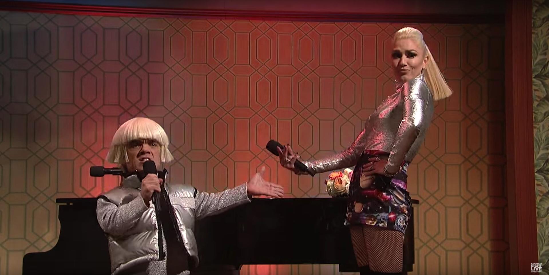 Watch Gwen Stefani Rock Space Shorts, Bring 'Misery' to 'SNL