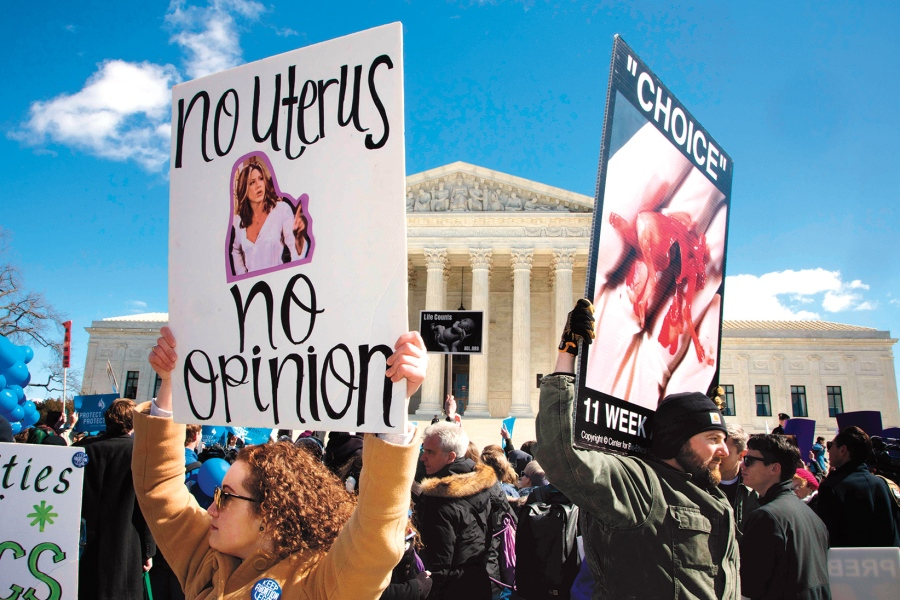 The War on Planned Parenthood – Rolling Stone