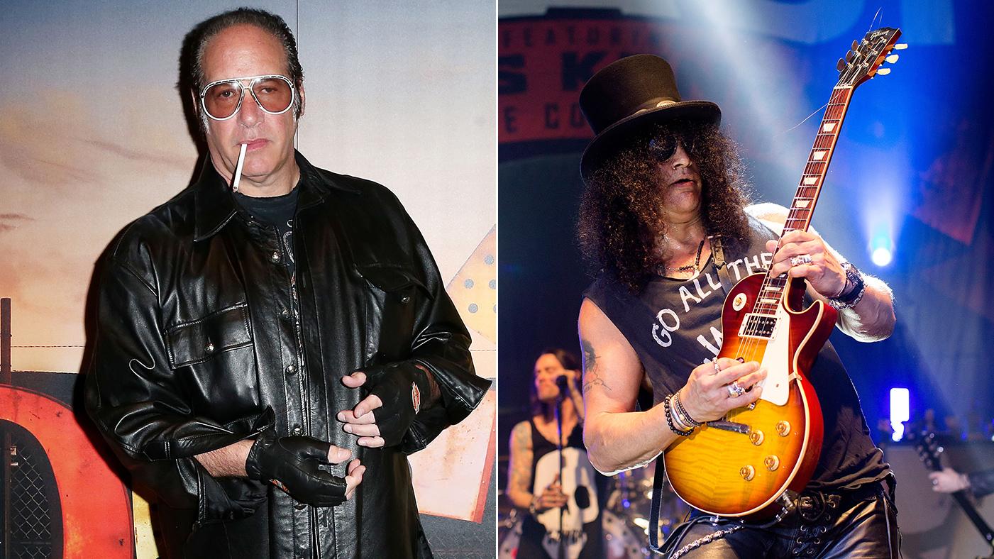 Andrew Dice Clay: How I Helped Reunite Guns N' Roses