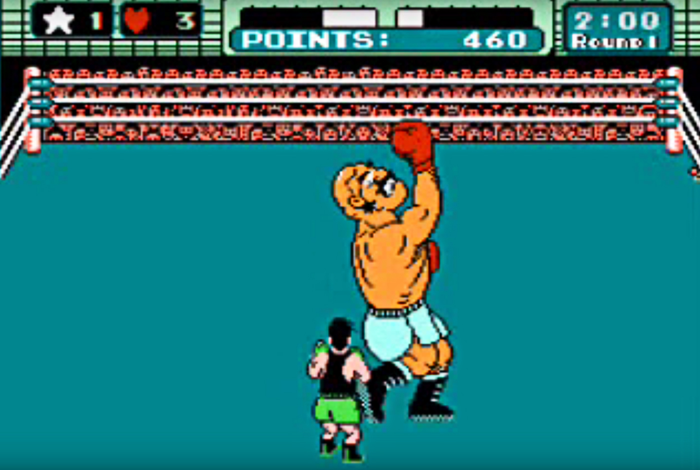 nintendo emulator mike tyson punch out