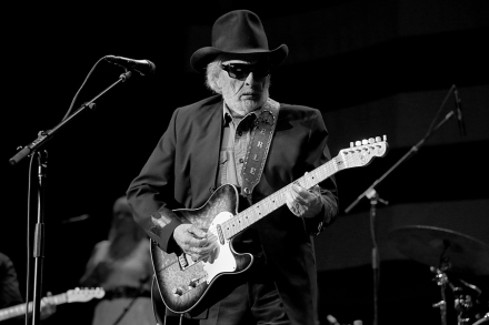 Merle Haggard Laid to Rest at Music-Filled Funeral – Rolling