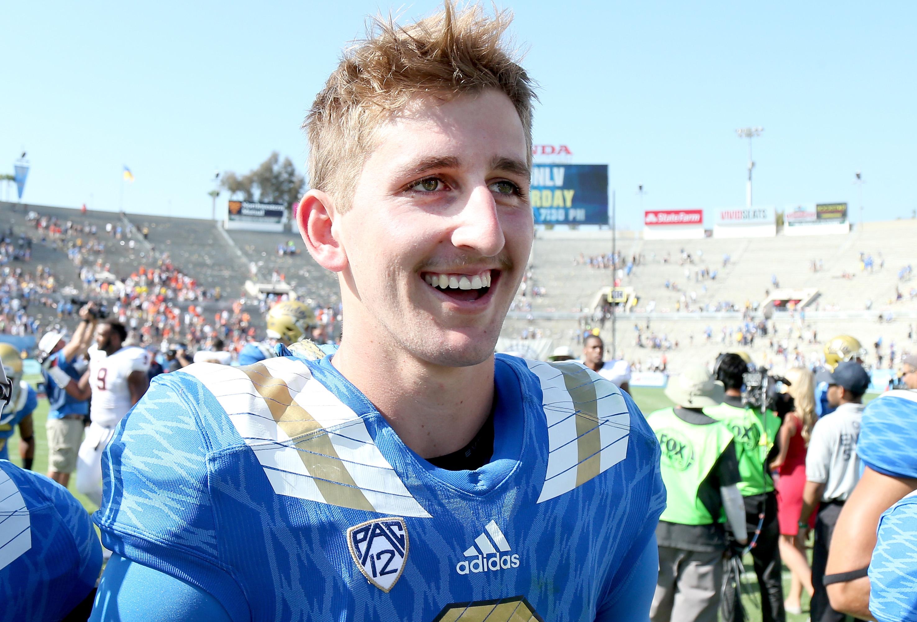UCLA Quarterback Josh Rosen   F–k Donald Trump  – Rolling Stone 2943aa5dc68