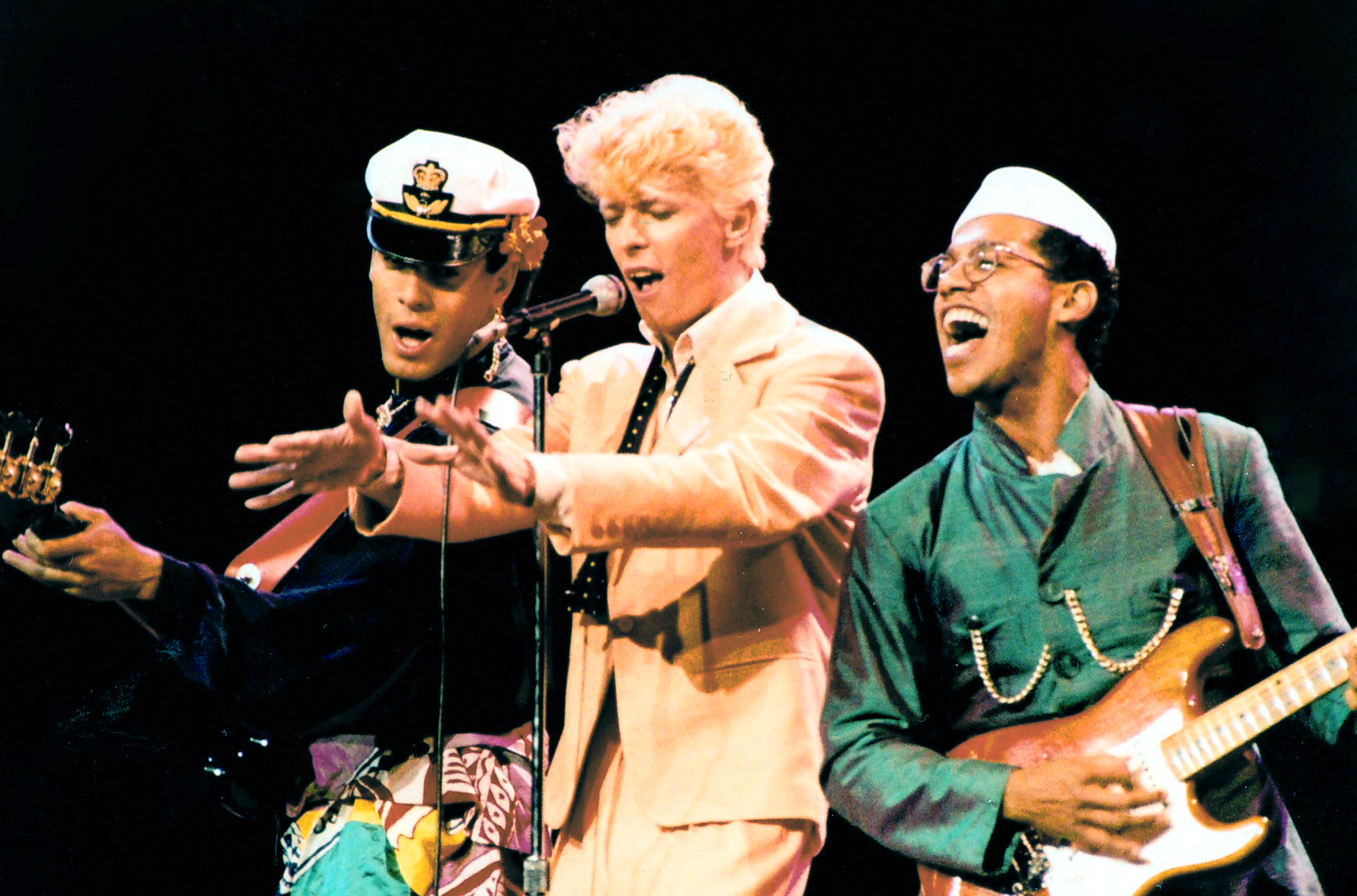 How David Bowie, Nile Rodgers Made 'Let's Dance' a Hit