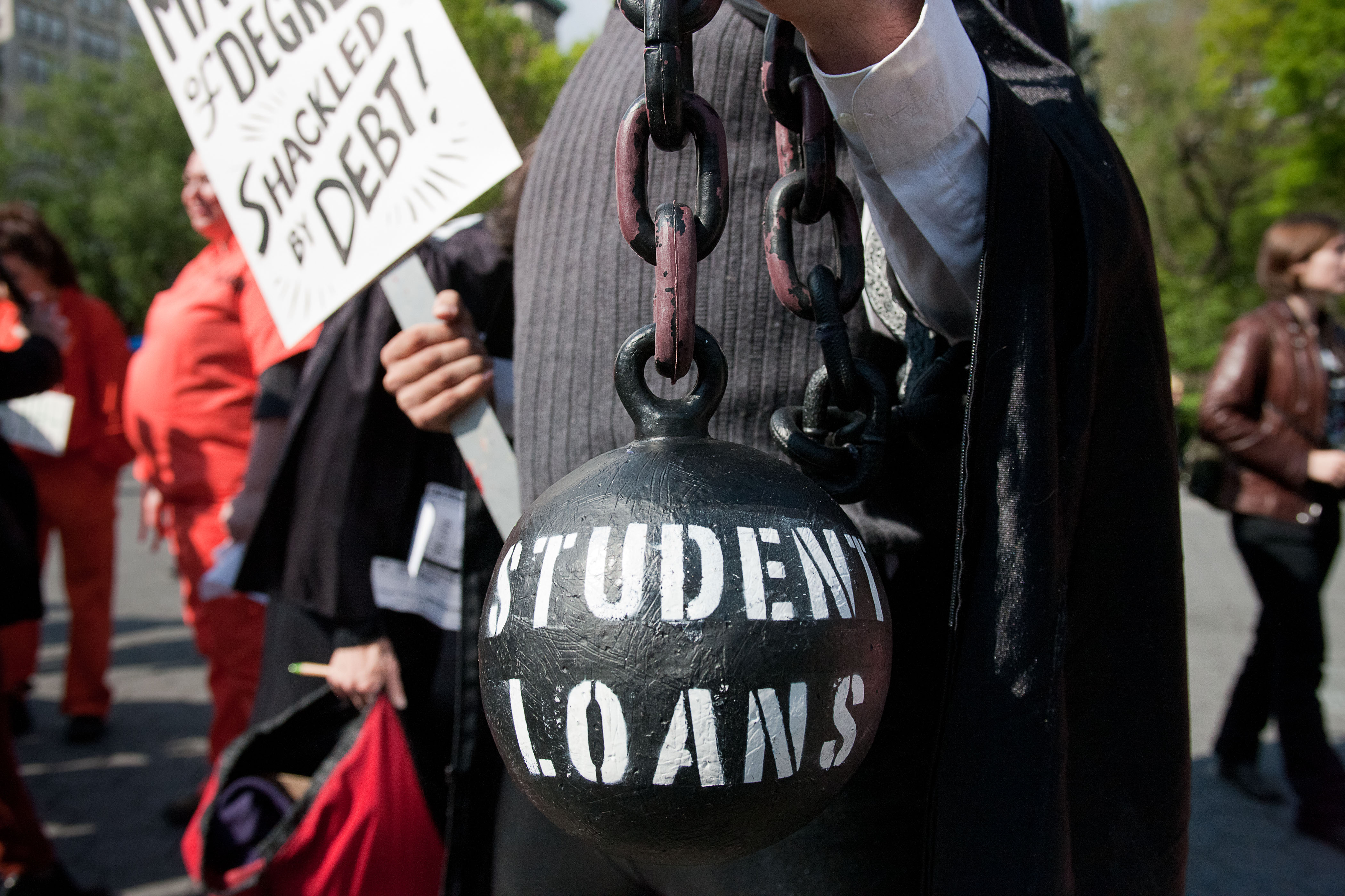 Confronting Education Debt >> How Wall Street Profits From Student Debt Rolling Stone