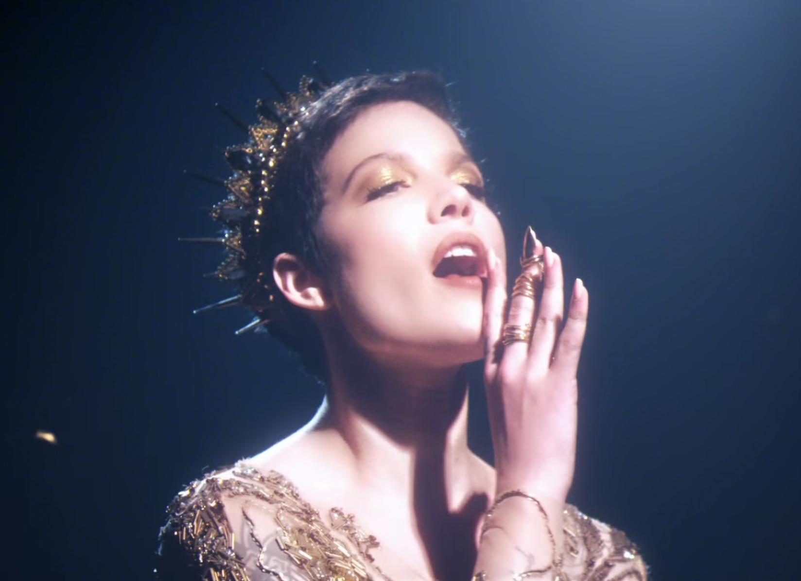 Watch Halsey's 'Castle (The Huntsman: Winter's War)' Video