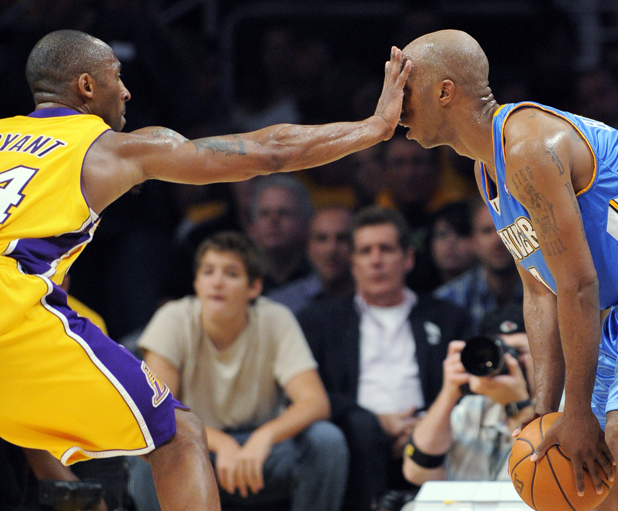 huge selection of 5b0f1 092f6 8 Times Kobe Bryant Didn t Give a F--k