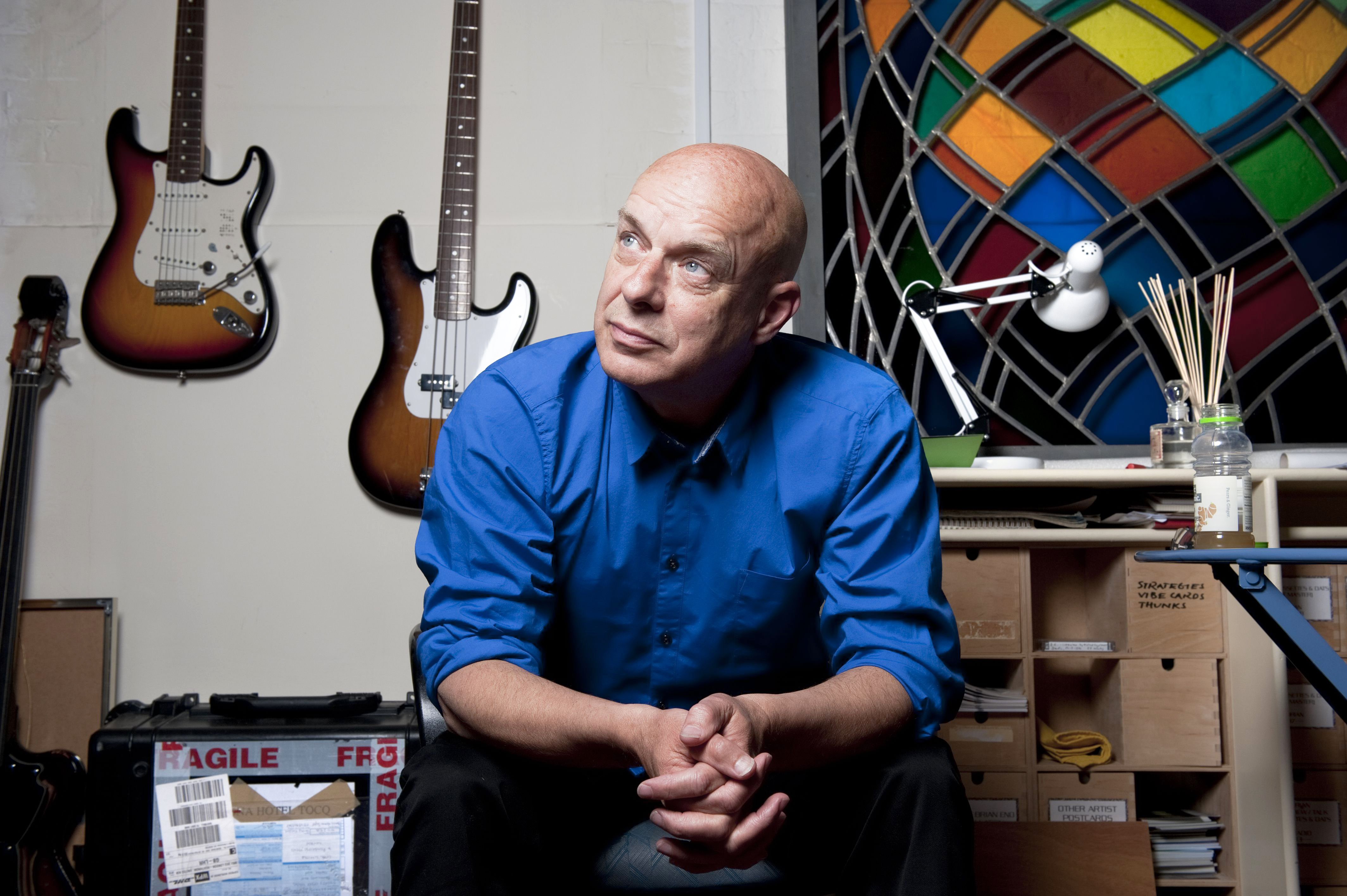 Brian Eno on Kanye West, David Bowie and His Immersive LP 'The Ship'