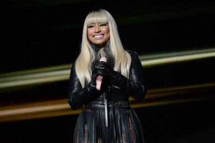 Nicki Minaj, Pusha T, Rick Ross Talk With Obama at White