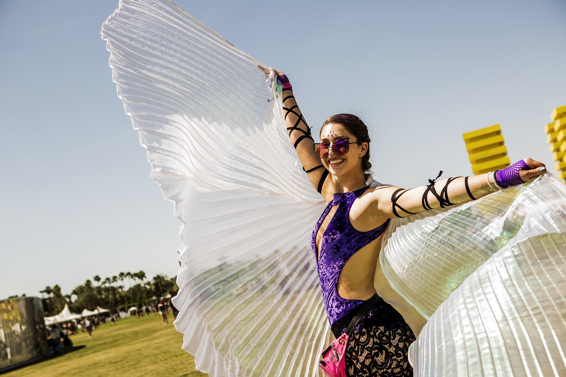Coachella 2016: See Fest's Hottest Fashions, Wildest Costumes