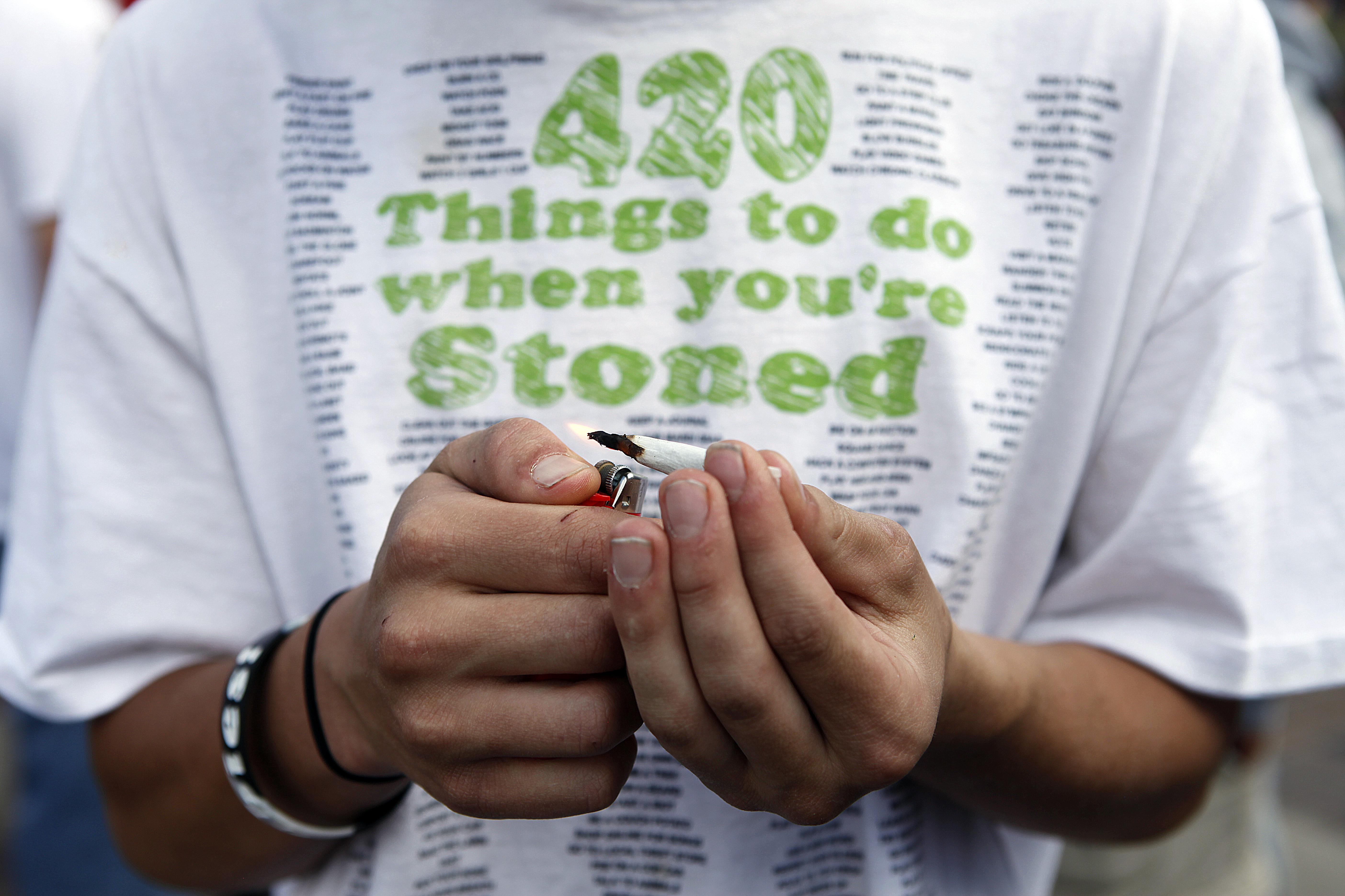 Top 10 Marijuana Myths and Facts