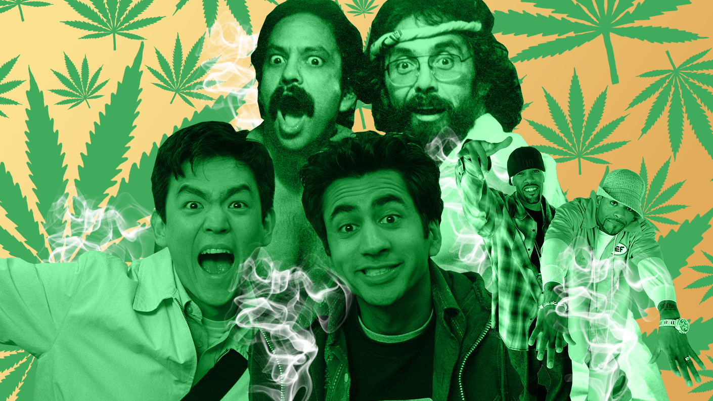 Best Movie Stoners of All Time: From Cheech and Chong to the Dude