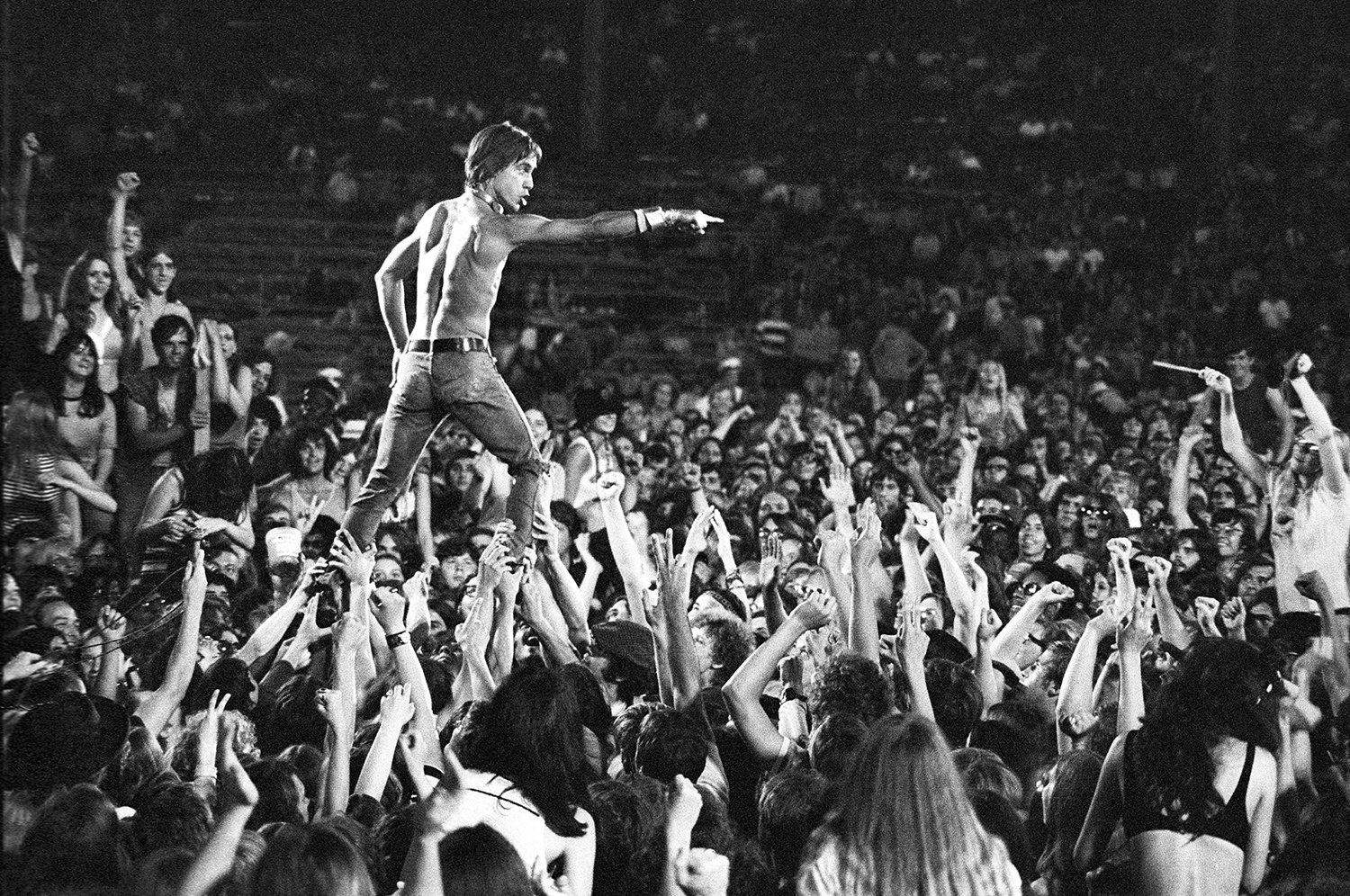 7eea386af5 20 Wildest Iggy Pop Moments – Rolling Stone