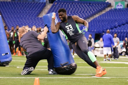 Shaq Lawson Knows He's the Best Defensive End in the Draft