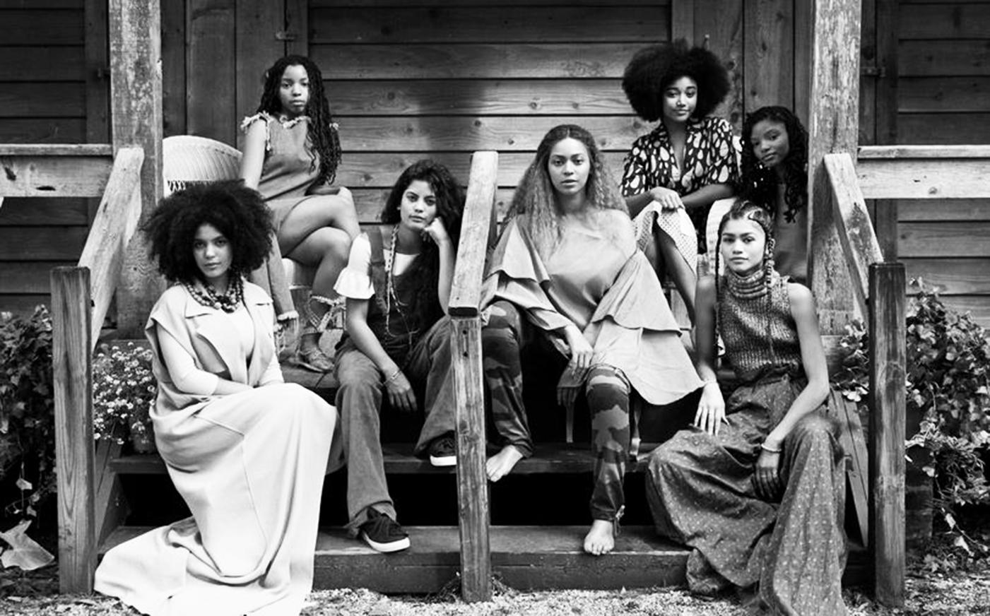 How Beyonce's 'Lemonade' Exposes Inner Lives of Black Women
