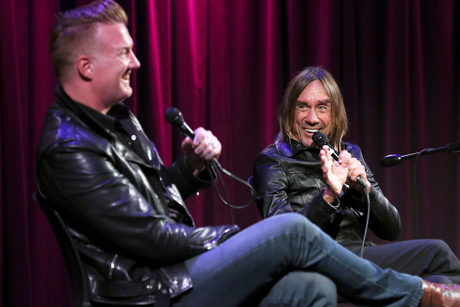 Iggy Pop and Josh Homme's L A  Talk: 10 Things We Learned – Rolling