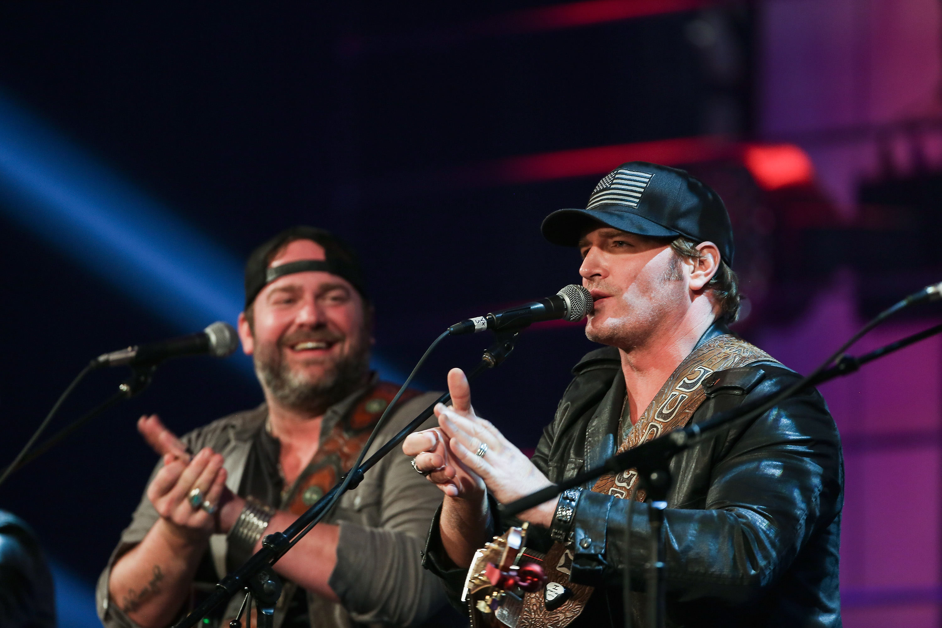 hear jerrod niemann and lee brice's sunny 'a little more love