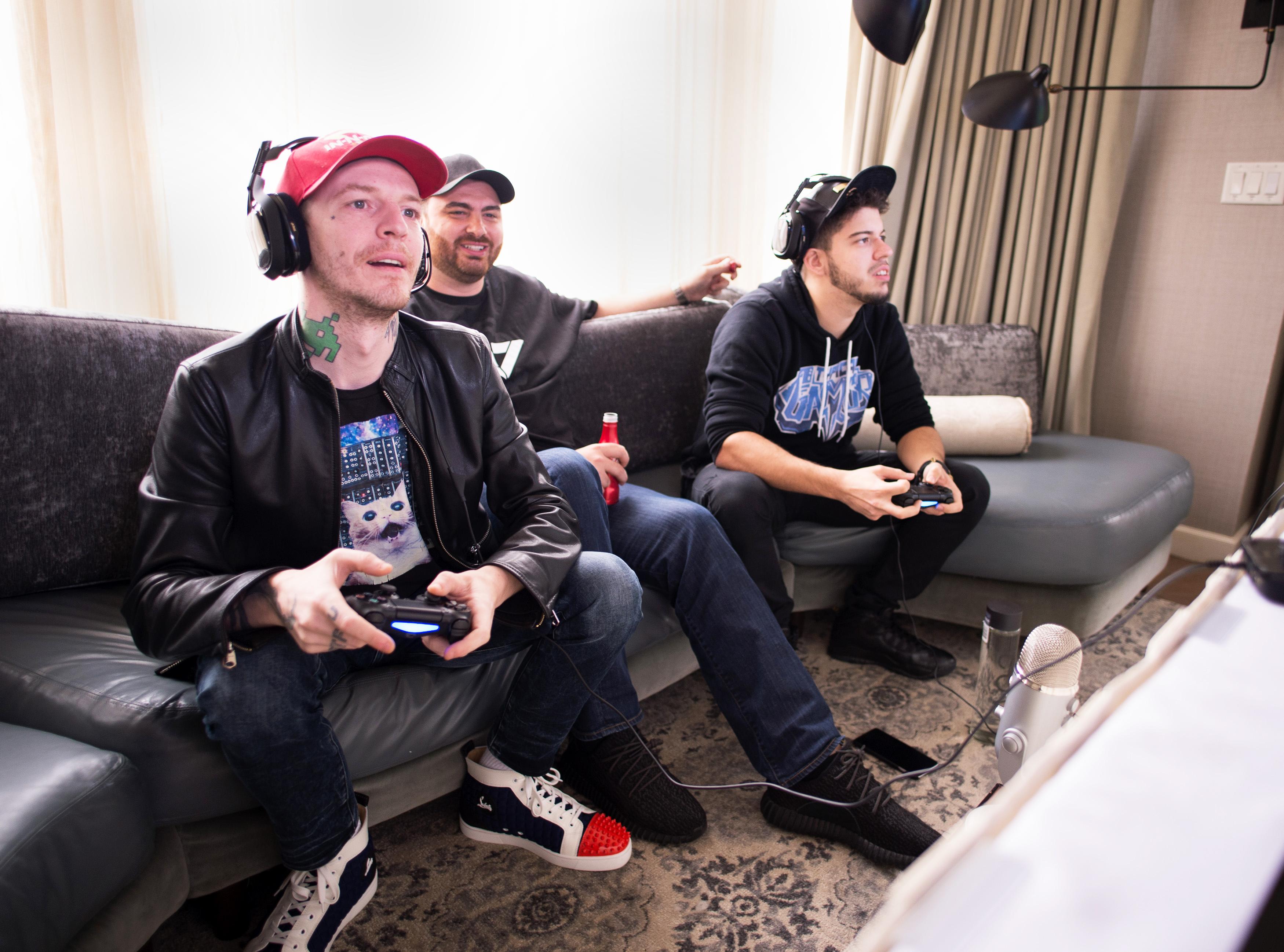 1857a174a64e3 Deadmau5 Talks Video Game Obsession